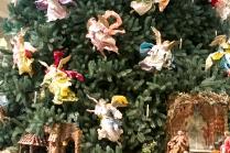 Christmas tree at the Metropolitan Museum